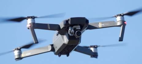 77% dos drones nos EUA são para consumidores, mas uso comercial cresceu mais