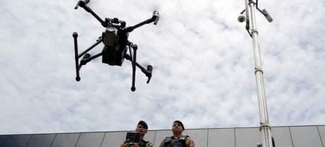 Governo Federal pretende gastar R$ 645 mil em dois drones para segurança