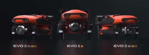 Drone Autel EVO II: Câmera 8K, 40 minutos de voo, 12 sensores, 9k de distância e mais