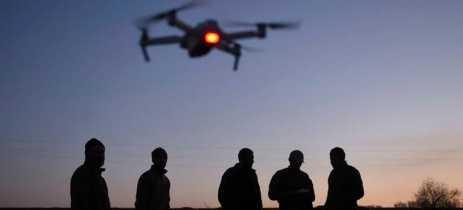 Departamento do Interior dos EUA está tirando 800 drones chineses de circulação