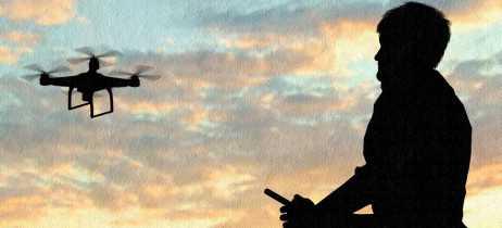Dados do SARPAS mostram que há 18.951 pilotos e 14.161 drones cadastrados no Brasil