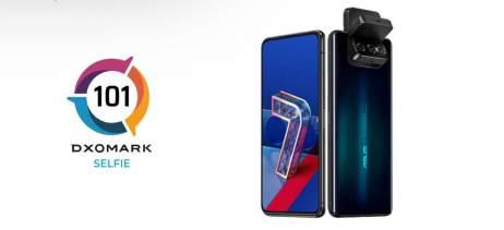 Zenfone 7 Pro recebe segunda maior nota de câmera selfie no DxOMark