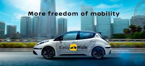Nissan vai começar a testar seus táxis autônomos no Japão