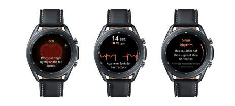 Veja como habilitar ECG no Samsung Galaxy Watch 3, Watch Active 2