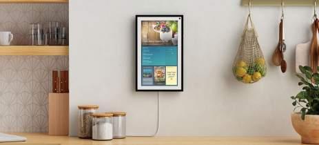 """Echo Show 15: Amazon lança """"Alexa de parede"""" com tela de 15 polegadas"""