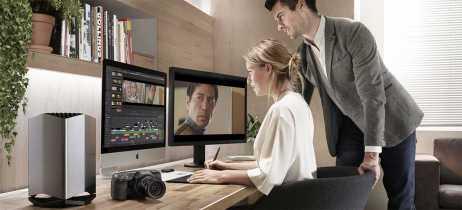 Blackmagic Design anuncia eGPU em colaboração com Apple
