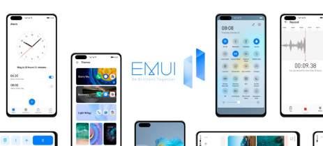 EMUI 11 já está disponível para variantes globais do Huawei P30 e Mate 20