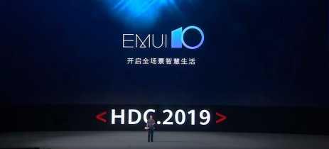 Huawei apresenta EMUI 10, baseada no Android Q, que será lançada para 23 smartphones da empresa