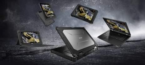 Acer anuncia linha Enduro de tablets e notebooks focados em durabilidade