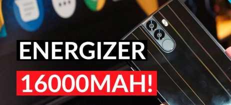 Energizer vai apresentar 26 novos smartphones na MWC 2019 com baterias de até 18000mAh