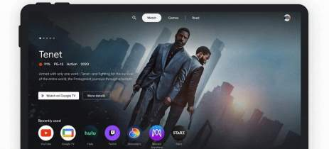 Google anuncia Entertainment Space para tablets Android