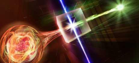 Cientistas teleportam dados entre dois chips via entrelaçamento quântico