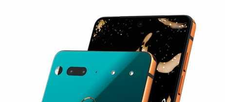 Conceito do Essential PH-2 revela smartphone com câmera frontal sob o display, sem entalhe