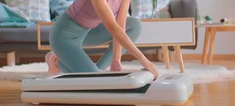 Xiaomi lança projeto de esteira supercompacta WalkingPad S1 no indiegogo