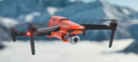 Autel Explorer agora permite que drones EVO II voem a até 800 metros de altitude