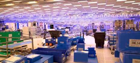 Fab 42: Intel exibe o progresso da construção de sua fábrica mais avançada