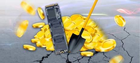 Fabricante chinesa vai criar SSDs para mineração de nova criptomoeda
