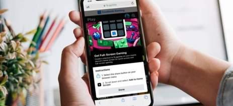 Streaming de games do Facebook começa a chegar nos iPhones e iPads