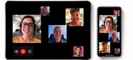 Chamadas em grupo no FaceTime já estão disponíveis para quem tem o iOS 12