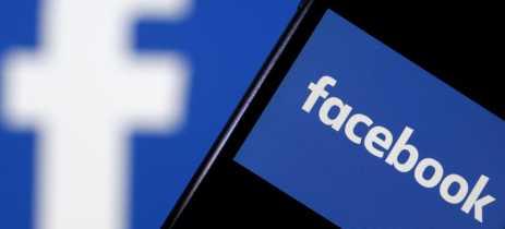 Nova interface do Facebook com suporte para modo escuro começa a ser disponibilizada