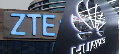 EUA quer proibir suas empresas de telecom de usarem equipamento da Huawei e ZTE