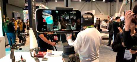 CES 2018: Testamos os novos estabilizadores DJI Ronin-S e o Osmo Mobile 2