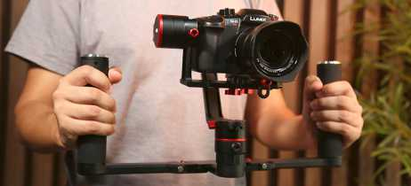 Feiyutech a2000: nossas impressões de um estabilizador gimbal de câmeras DSLR