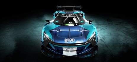 FIA anuncia seu novo campeonato de carros GT elétricos