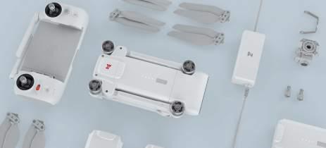 Drone FIMI X8 SE (2020) está novamente em promoção: 4K, 35 min de voo, GPS e 8Km