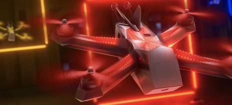 Final da Drone Racing League 2021-22 acontecerá durante a CES 2022