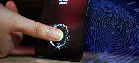 Produção em massa de leitores de digital para telas LCD vai começar em 2020