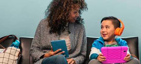 Fire 7 e Fire 7 kids edition da Amazon são os primeiros tablets com acesso a Alexa
