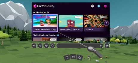 Mozilla apresenta o Firefox Reality, navegador feito para realidade virtual