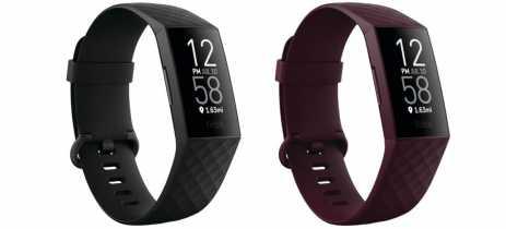 Novas especificações sobre a Fitbit Charge 4 vazam na internet