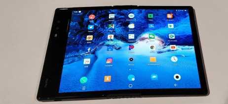 Royole FlexPai aparece na CES 2019 como primeiro smartphone dobrável do mercado