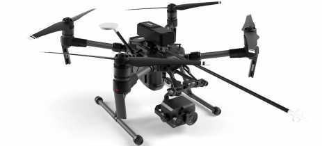 Flir anuncia FLIR MUVE C360, primeiro detector de gás para drones