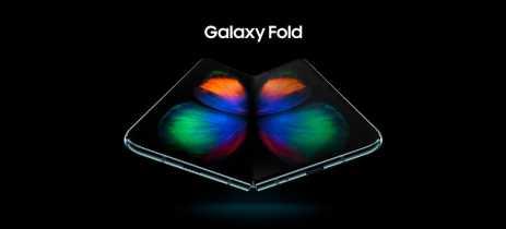 Nova versão do Samsung Galaxy Fold aparece em foto vazada [Rumor]