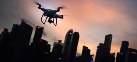 Forças Armadas dos EUA usarão drones para localizar outros drones