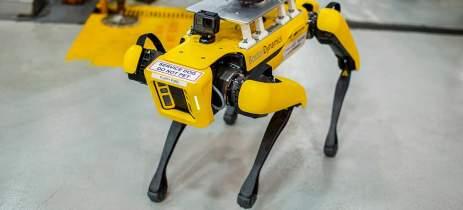 "Ford usa ""cães robôs"" da Boston Dynamics para escanear fábricas"
