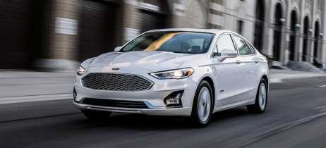 Ford Fusion 2019 será lançado com novo sistema de assistência Co-Pilot360