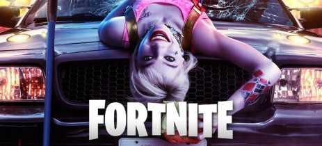 Fortnite terá crossover com Aves de Rapina e skin de Arlequina segundo vazamento
