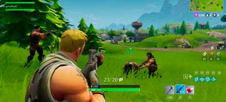 Fortnite Battle Royale será lançado nos smartphones Android e iOS