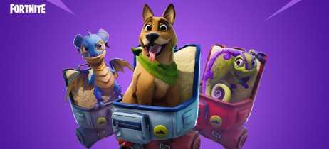 Temporada 6 de Fornite traz novidades no gameplay e animais de estimação
