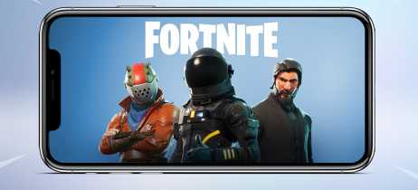 Fortnite para Android e iOS irá ganhar suporte a controles e 60fps