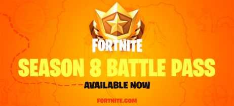 A oitava temporada de Fortnite com o tema pirata já está disponível para jogar