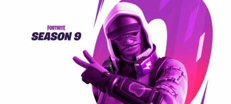 Fortnite está recebendo atualização 9.00 que dá acesso a nona temporada do jogo