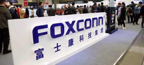 Foxconn encerra 50.000 contratos antes do esperado por queda nas vendas de smartphones