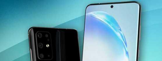 Galaxy S11 praticamente não tem bordas, contará com câmera de 108MP e grande bateria