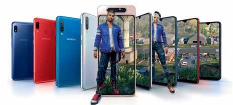 Parceria da Samsung com Free Fire vai distribuir roupa no jogo para quem comprar Galaxy A