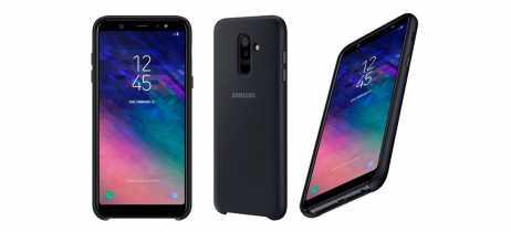 Galaxy A6 e A6+ aparecem em imagens com design similar ao S9 [Rumor]